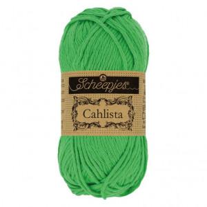 Scheepjes Cahlista Yarn - Apple Green (389)