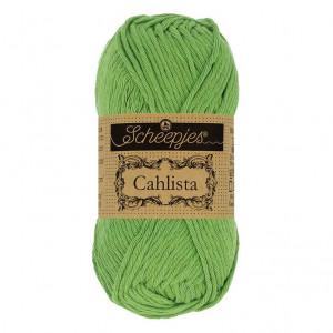 Scheepjes Cahlista Yarn - Forest Green (412)