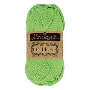 Scheepjes Cahlista Yarn - Apple Granny (513)