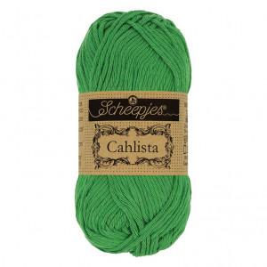 Scheepjes Cahlista Yarn - Emerald (515)