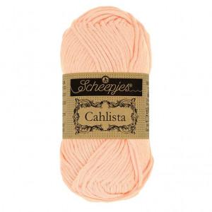 Scheepjes Cahlista Yarn - Sweet Mandarin (523)