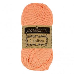 Scheepjes Cahlista Yarn - Apricot (524)
