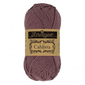 Scheepjes Cahlista Yarn - Ashes (526)