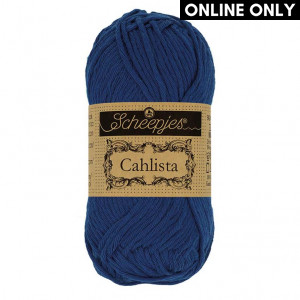 Scheepjes Cahlista Yarn - Midnight (527)