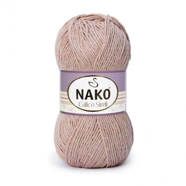 Nako Calico Simli Yarn (11220)