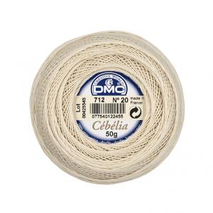 DMC Cebelia No. 20 Crochet Thread (712)