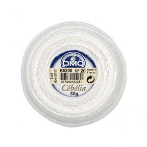 DMC Cebelia No. 20 Crochet Thread (B5200)
