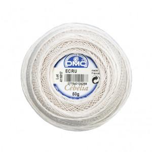 DMC Cebelia No. 20 Crochet Thread (Ecru)