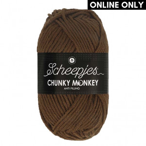 Scheepjes® Chunky Monkey Anti Pilling Yarn - Tawny (1054)