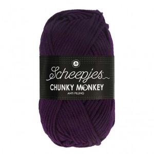 Scheepjes® Chunky Monkey Anti Pilling Yarn - Purple (1425)