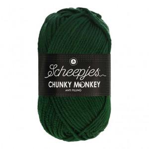 Scheepjes® Chunky Monkey Anti Pilling Yarn - Pine (1009)