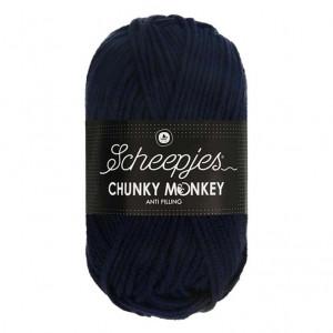 Scheepjes® Chunky Monkey Anti Pilling Yarn - Slate (1011)