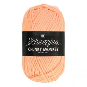 Scheepjes® Chunky Monkey Anti Pilling Yarn - Peach (1026)