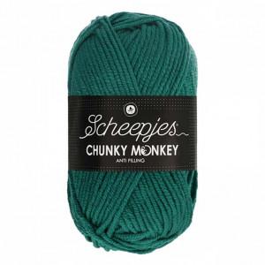 Scheepjes® Chunky Monkey Anti Pilling Yarn - Evergreen (1062)