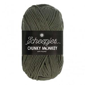Scheepjes Chunky Monkey Anti Pilling Yarn - Steel (1063)