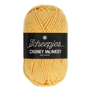 Scheepjes® Chunky Monkey Anti Pilling Yarn - Primrose (1081)
