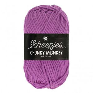 Scheepjes® Chunky Monkey Anti Pilling Yarn - Orchid (1084)