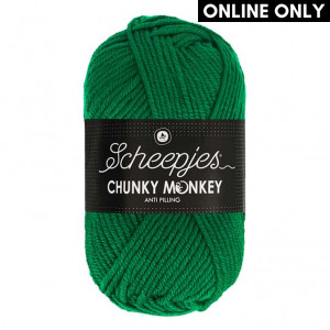 Scheepjes® Chunky Monkey Anti Pilling Yarn - Juniper (1116)