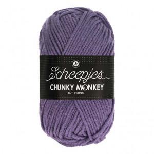 Scheepjes® Chunky Monkey Anti Pilling Yarn - Iris (1277)