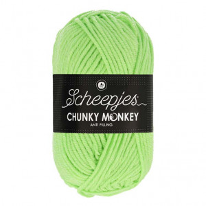 Scheepjes® Chunky Monkey Anti Pilling Yarn - Pistachio (1316)