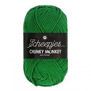 Scheepjes® Chunky Monkey Anti Pilling Yarn - Shamrock (1826)