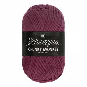Scheepjes® Chunky Monkey Anti Pilling Yarn - Grape (1828)