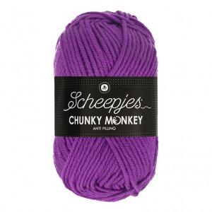 Scheepjes Chunky Monkey Anti Pilling Yarn - Passion Fruit (2003)