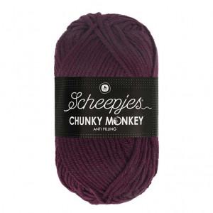 Scheepjes® Chunky Monkey Anti Pilling Yarn - Plum (2007)