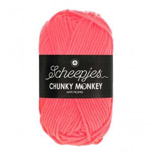 Scheepjes® Chunky Monkey Anti Pilling Yarn - Punch (2013)
