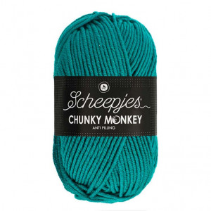 Scheepjes® Chunky Monkey Anti Pilling Yarn - Ocean (2015)