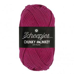 Scheepjes® Chunky Monkey Anti Pilling Yarn - Mulberry (2009)