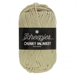 Scheepjes® Chunky Monkey Anti Pilling Yarn - Parchment (2010)
