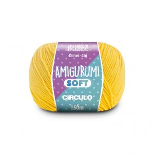 Circulo Amigurumi Soft Yarn - Solar (1317)