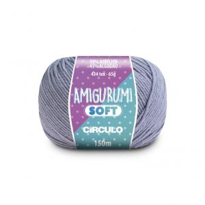 Circulo Amigurumi Soft Yarn - Fumaca (2198)