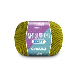 Circulo Amigurumi Soft Yarn - Cana (5270)
