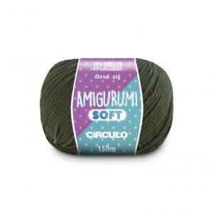 Circulo Amigurumi Soft Yarn - Natureza (5442)