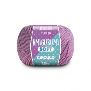 Circulo Amigurumi Soft Yarn - Sensacao (6019)