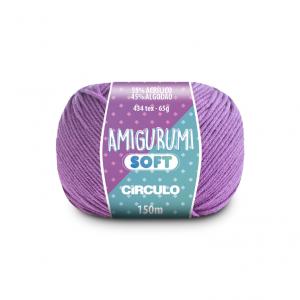 Circulo Amigurumi Soft Yarn - Orquidea (6042)