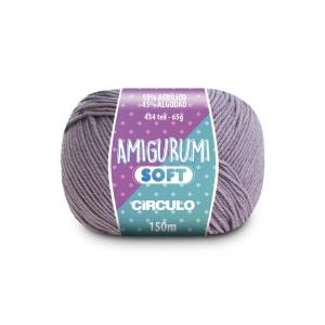 Circulo Amigurumi Soft Yarn - Cromado (8212)