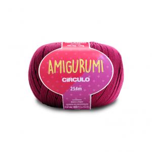 Circulo Amigurumi Yarn - Vinho (3154)