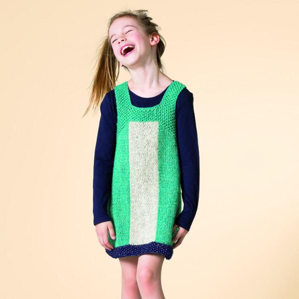 Bergere de France Cocooning Pattern - Sleeveless Dress