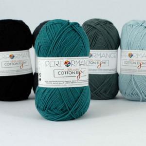 Performance Cotton Eight Yarn (1010)
