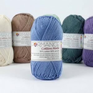 Performance Cotton Mate Yarn (0622)