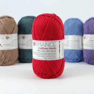 Performance Cotton Mate Yarn (0661)