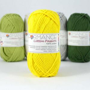 Performance Cotton Passion Yarn (0121)