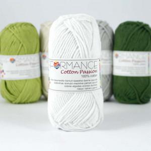 Performance Cotton Passion Yarn (0201)