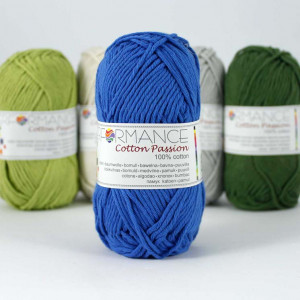 Performance Cotton Passion Yarn (0222)