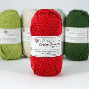 Performance Cotton Passion Yarn (0261)