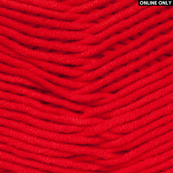 Alize® Cotton Gold Plus Yarn - Red (56)