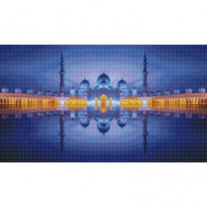 Handmayk Premium Diamond Art Kit - Sheikh Zayed Grand Mosque by Boule